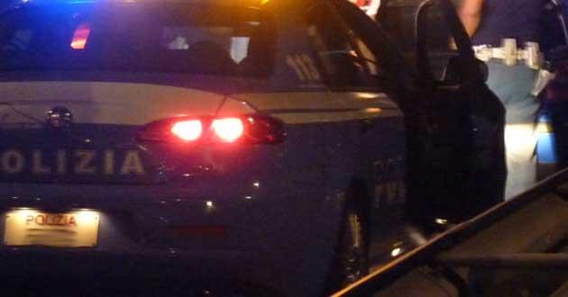 polizia notturno