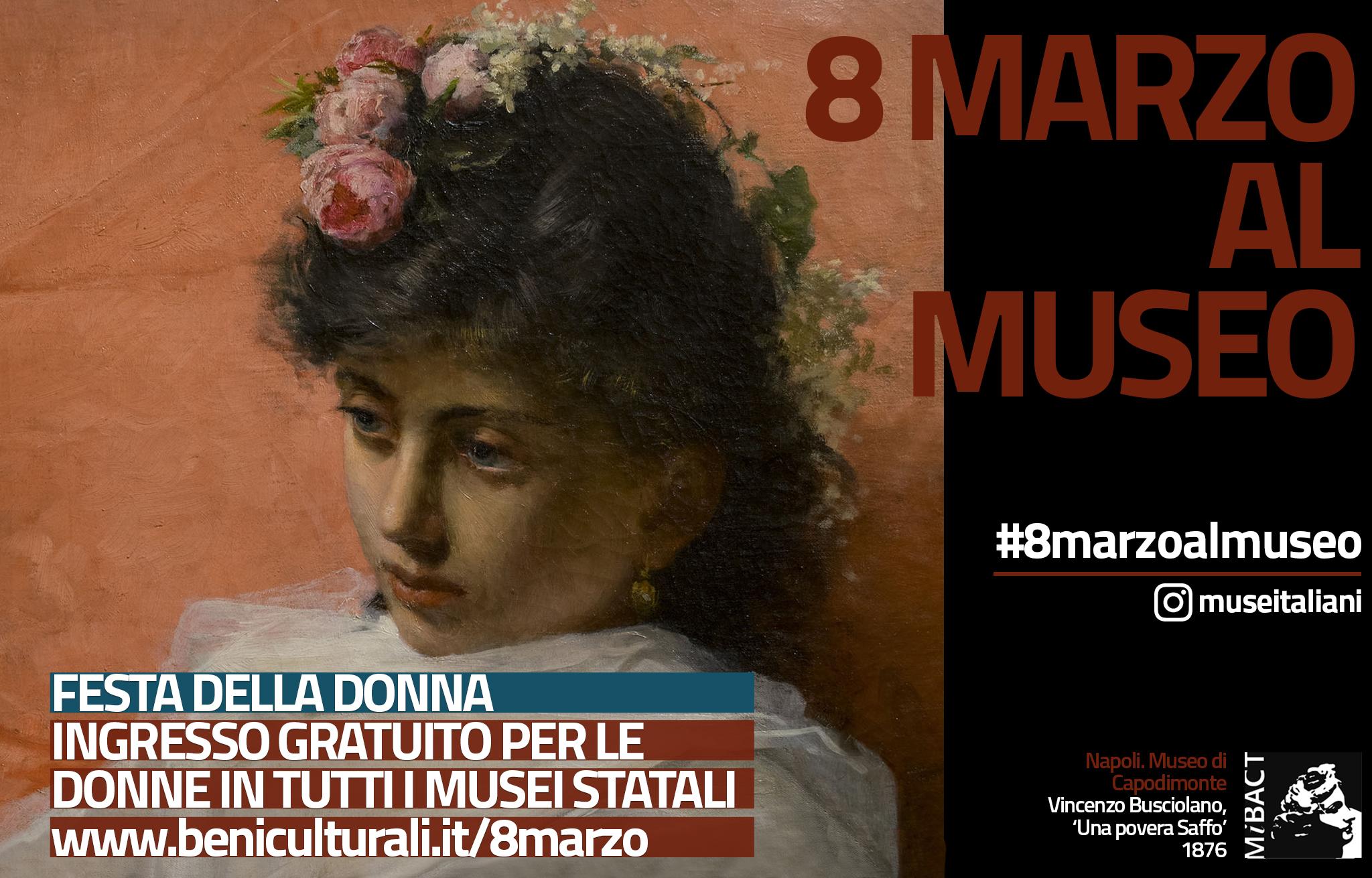 #8marzoalmuseo
