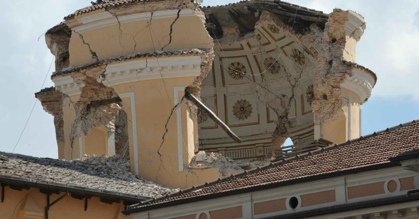aquila terremoto