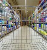 Dati Istat aumento sul costo dei beni alimentari e per la cura della casa