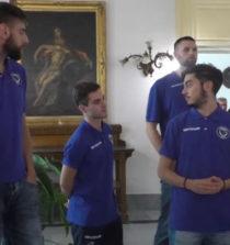 Oggi la prima partita del Cuore Napoli Basket
